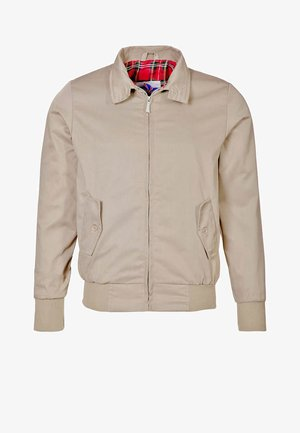 HARRINGTON - Bomber Jacket - beige