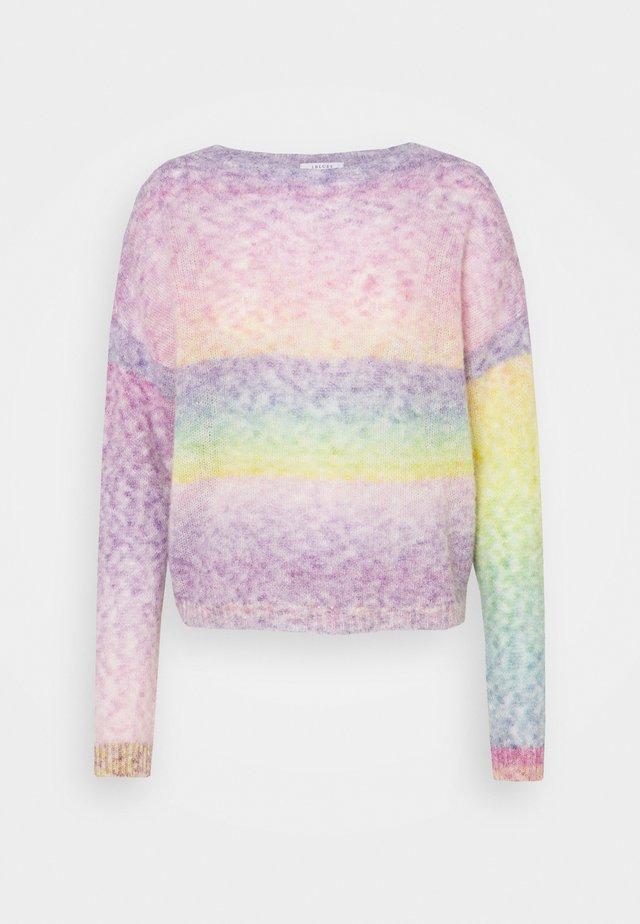 ALBINA - Sweter - rosa