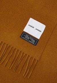 Samsøe Samsøe - EFIN SCARF - Sciarpa - bronze brown - 2