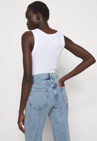 Frame Denim - LE JANE - Straight leg jeans - richlake - 3