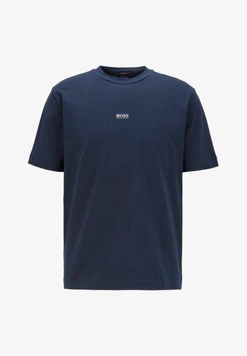 TCHUP - Basic T-shirt - dark blue