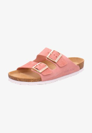 Slippers - pink