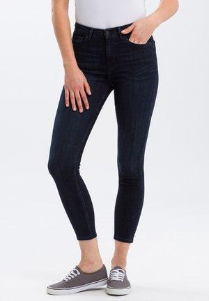 JUDY - Jeans Skinny Fit - blue-black