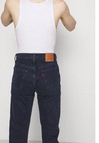 Levi's® - 501® CROP - Slim fit jeans - deep dark - 5