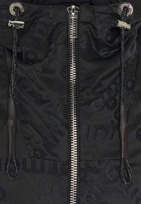 Emporio Armani - BLOUSON JACKET - Giacca leggera - black - 2