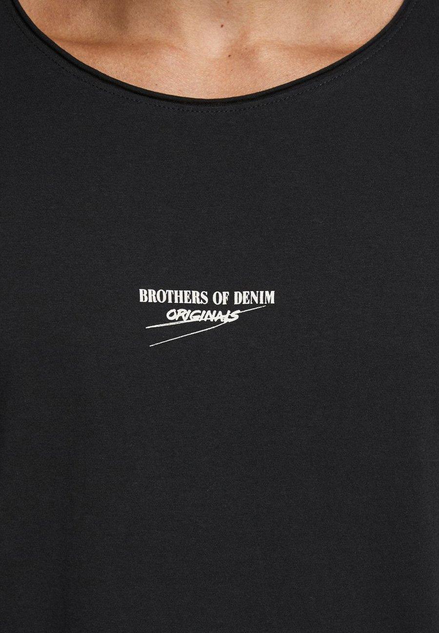 Jack & Jones Print T-shirt - tap shoe meA7L