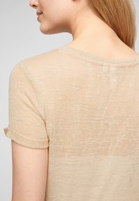QS by s.Oliver - Blouse - beige - 4