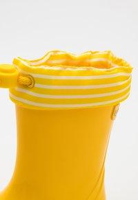 IGOR - PIPO NAUTICO UNISEX - Wellies - amarillo - 5