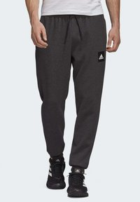 adidas Performance - MUST HAVES STADIUM JOGGERS - Spodnie treningowe - black - 0