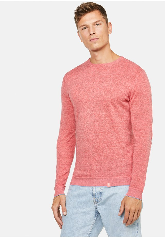 RONALD - Pullover - rot