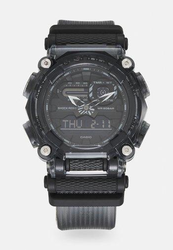 BLACK SKELETON GA-900SKE UNISEX