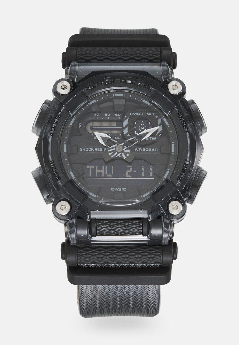 G-SHOCK - BLACK SKELETON GA-900SKE UNISEX - Digital watch - transparent black