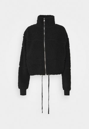 TATUM ZIP THRU - Winter jacket - black