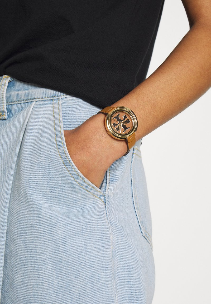 Tory Burch - THE MILLER - Watch - brown