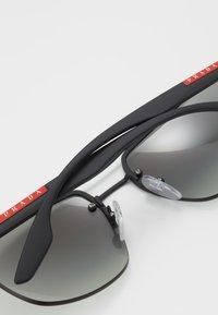 Prada Linea Rossa - Sunglasses - black - 4