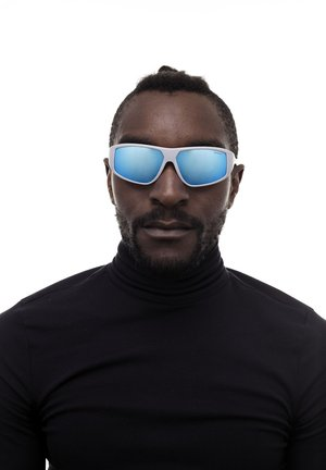 COLLECTION - Sunglasses - blau/ weiß