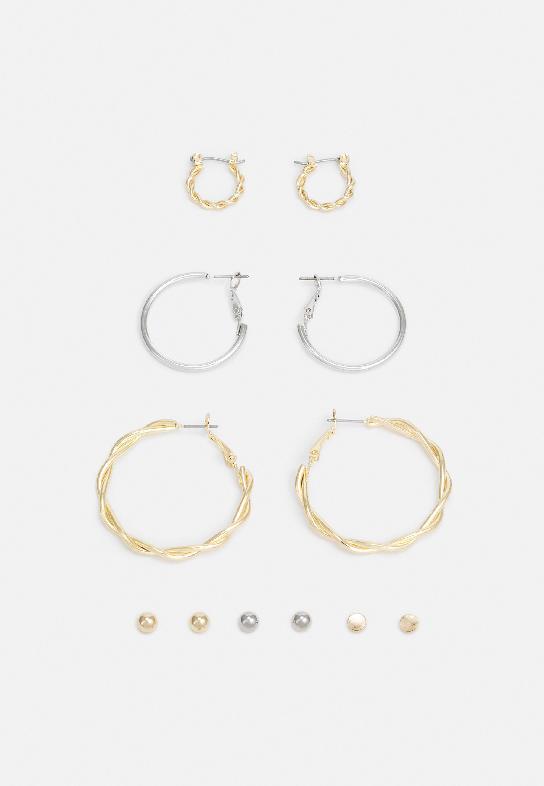 Women RHIBETH 6 PACK - Earrings - multi