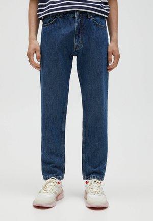 STANDARD  - Straight leg jeans - stone blue denim