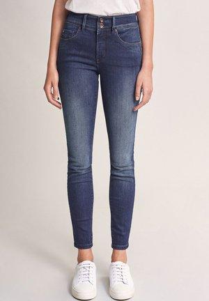 SECRET PUSH IN SKINNY - Jeans Skinny Fit - blau