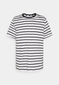 Nike Sportswear - Print T-shirt - white/black/iron grey - 0
