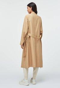 OYSHO - Trenchcoat - beige - 1
