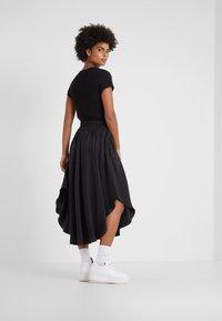 Holzweiler - BYRE DRESS - Maxi dress - black - 2