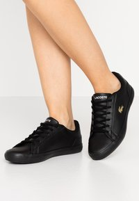 Lacoste - LEROND - Trainers - black - 0