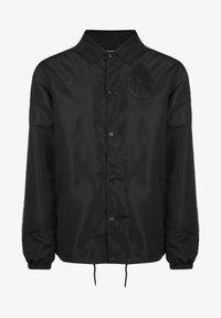 Umbro - FC SCHALKE 04 COACH HERREN - Light jacket - black - 0