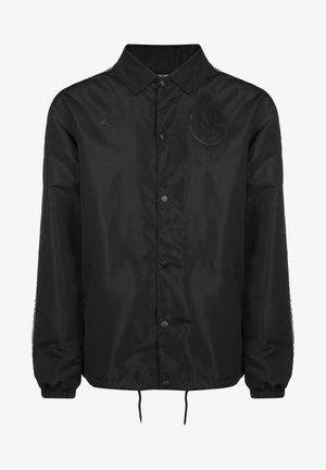 FC SCHALKE 04 COACH HERREN - Light jacket - black