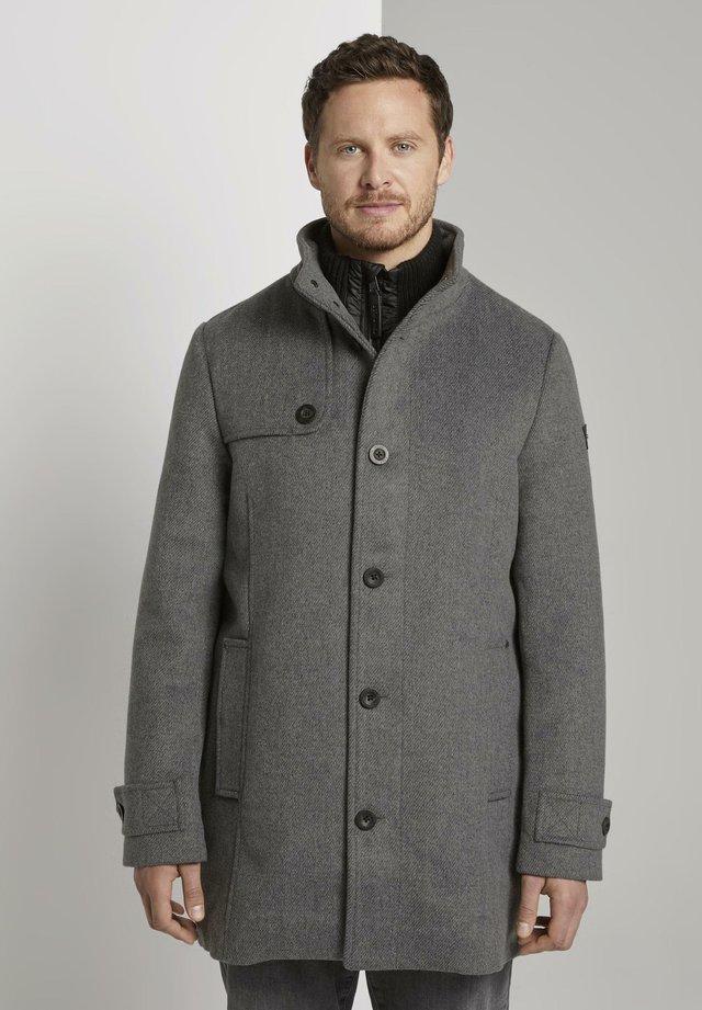 COAT - Wollmantel/klassischer Mantel - mid grey