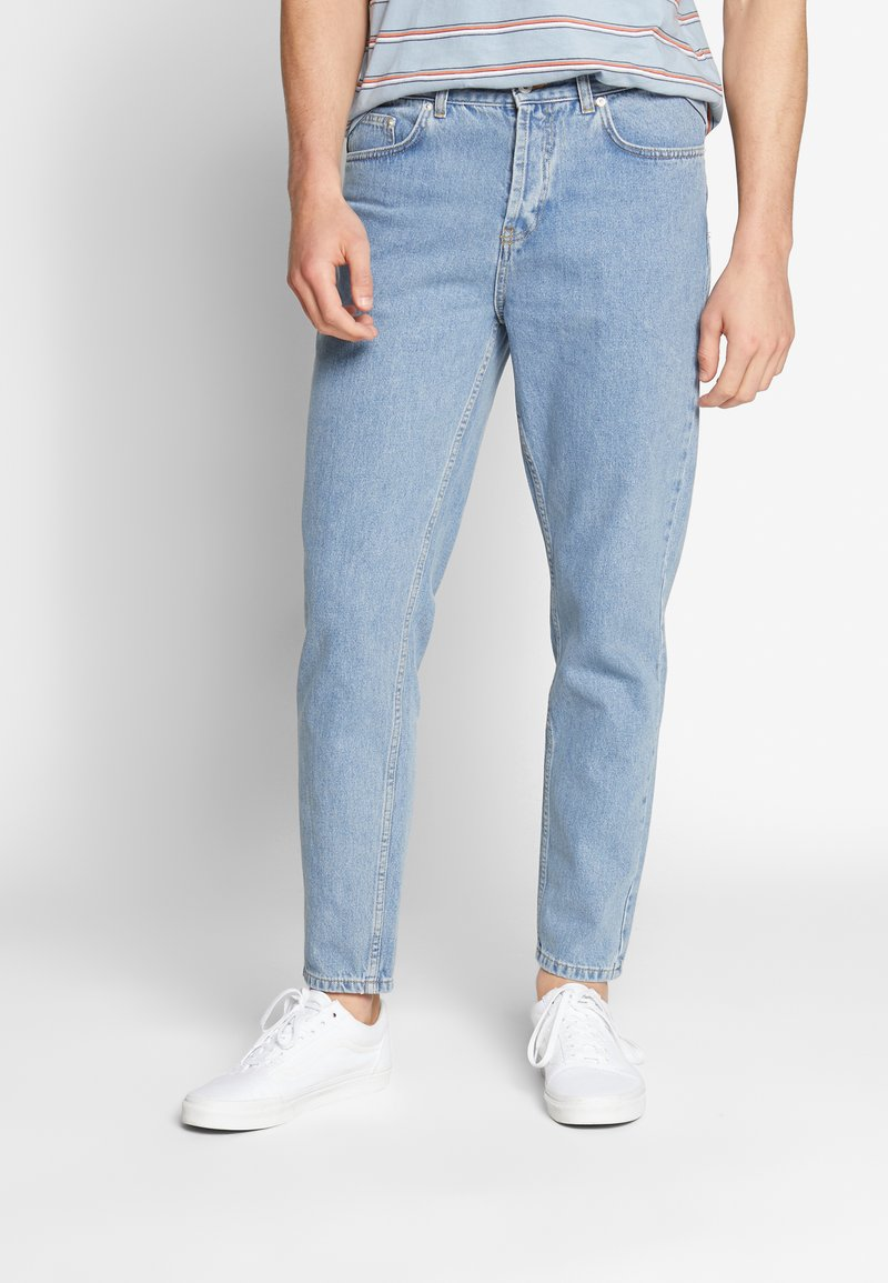 Solid - DAD - Jeans Tapered Fit - blue dnm