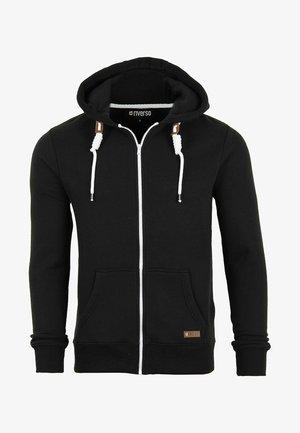 RIVTHILO - Zip-up sweatshirt - black