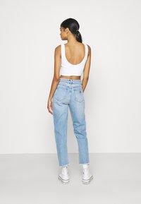Abrand Jeans - HIGH SLIM - Jeans slim fit - olivia eco - 2