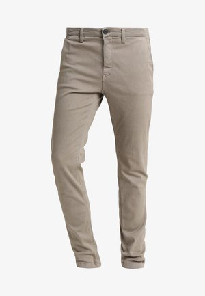 ZEUMAR HYPERFLEX  - Jeans slim fit - khaki