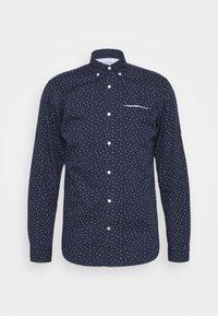 Jack & Jones - JETHOMAS - Overhemd - navy blazer - 1
