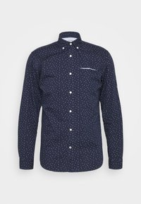 JJETHOMAS DETAIL - Shirt - navy blazer
