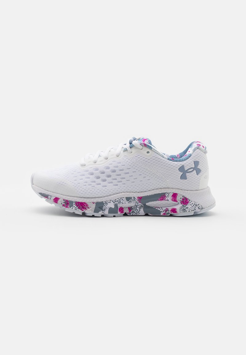 Under Armour - HOVR INFINITE 3 - Neutral running shoes - white