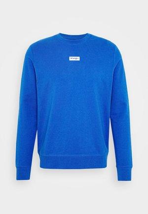 LOGO CREW - Collegepaita - blue
