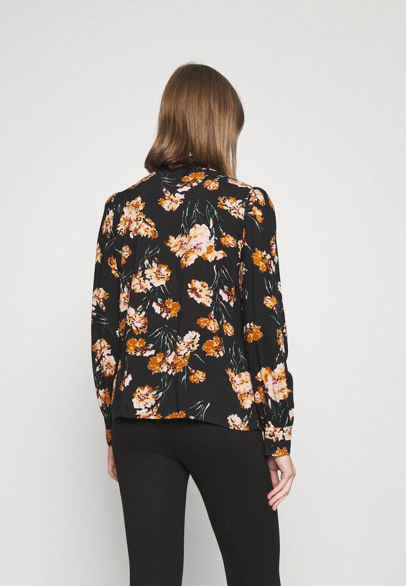 ONLY - ONLCLORIS - Button-down blouse - black