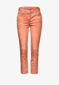Cecil - Trousers - orange - 3