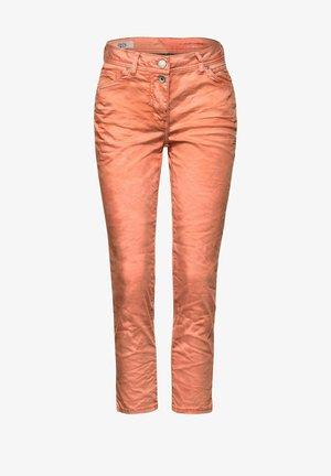 Trousers - orange