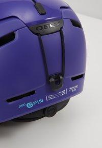 POC - OBEX SPIN - Helm - ametist purple - 6