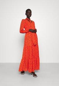 HUGO - KEBRIA - Maxi dress - open miscellaneous - 1