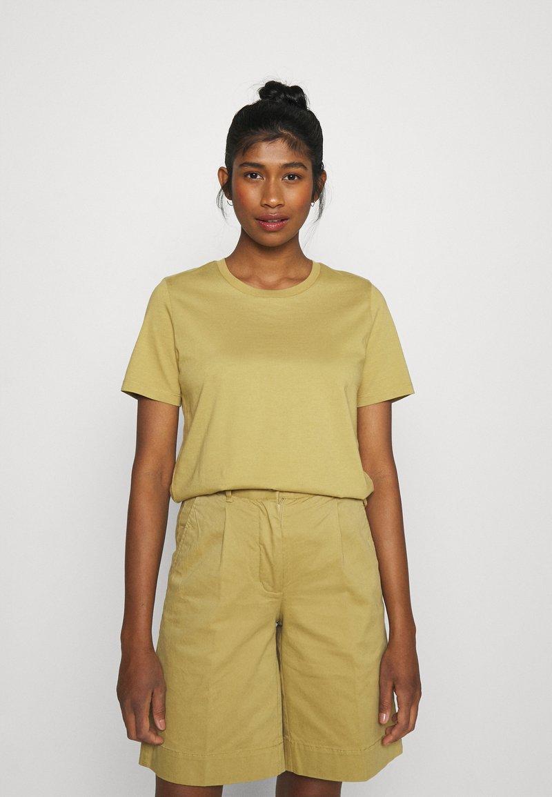 Minimum - KIMMA - Basic T-shirt - khaki/green