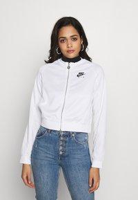 Nike Sportswear - W NSW AIR JKT PK - Hettejakke - white - 1