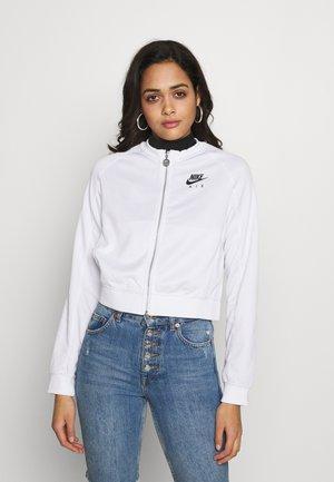 W NSW AIR JKT PK - Zip-up hoodie - white