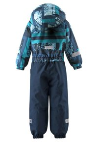 Reima - KIDDO WINTER SNOWY UNISEX - Snowsuit - navy - 2