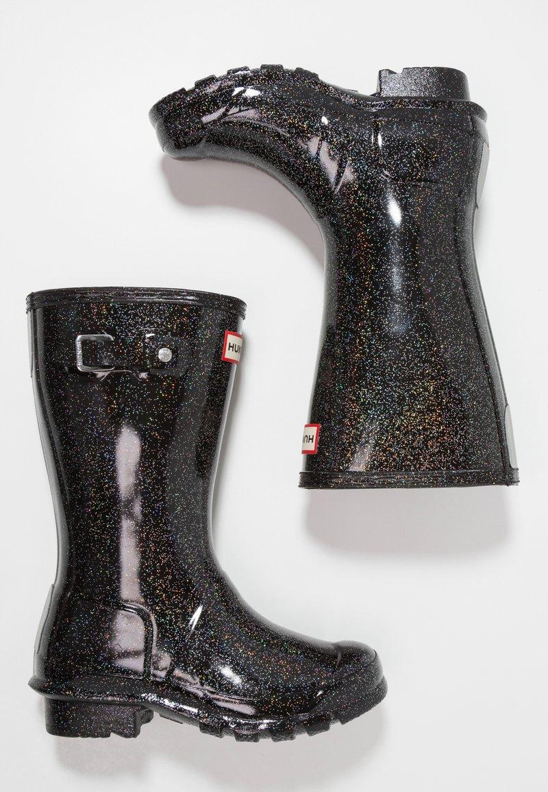 Hunter ORIGINAL - ORIGINAL KIDS STARCLOUD - Wellies - black/multicolor