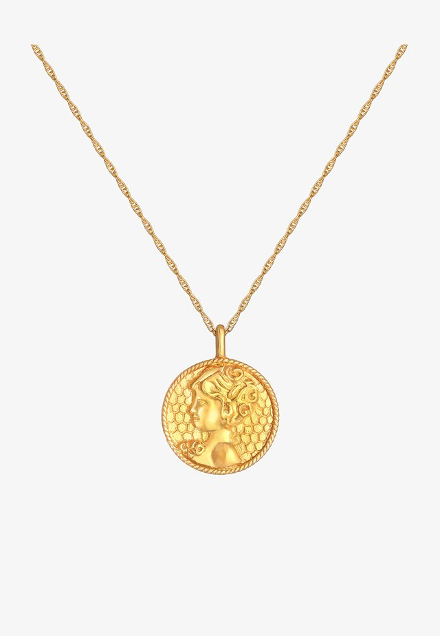 ZODIAC SIGN VIRGO - Collana - gold