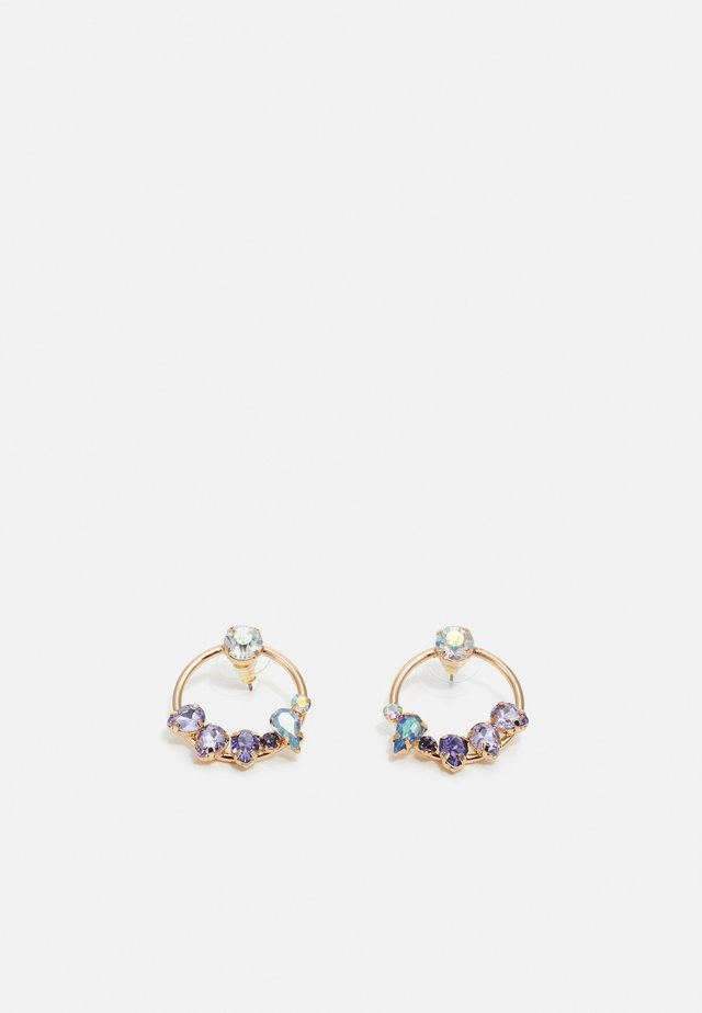 ETORITH - Earrings - purple